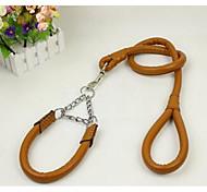 Collar Leash Adjustable/Retractable Solid Nylon