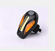 Bike Lights Rear Bike Light Cycling Rechargeable Compact Size Anti Slip Color-Changing Lithium Battery USB Lumens USB Red Yellow White