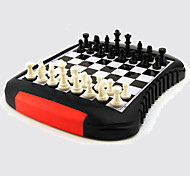 Drawer Type Magnetic Flying Chess Children Puzzle Game Board Game Educational Toy Leisure Hobby Toys Novelty Square ABS Black White For Boys For Girls