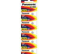 Panasonic SR626 Button Cell Lithium Battery 3V 5 Pack
