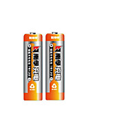 Nanfu (Nanfu) Aaa 7 Rechargeable Batteries 900Mah Ni-Mh 2 Tablets Loaded