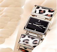 Fashion Watch Quartz Stainless Steel Band Charm Silver