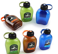 Transparent Sports Outdoor Drinkware, 800 ml Portable BPA Free Plastic Juice Water Water Bottle