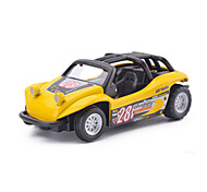 Race Car Pull Back Vehicles Car Toys 1:28 Metal Golden Red Blue Model & Building Toy