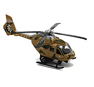 Planes & Helicopter Pull Back Vehicles Car Toys 1:32 Metal Khaki Camouflage Model & Building Toy