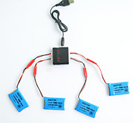 WLtoys V686 V686K V686J RC Quadcopter Spare Parts 3.7V 780mAh V626 V636 V686 Batteries