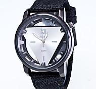 Men's Fashion Personality Ttriangle Strands Quartz Watch