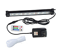 Aquarium LED Lighting Change Remote Control LED Lamp 220V