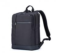 Xiaomi® 15,6-дюймовый классический бизнес-рюкзак водонепроницаемый трехслойный супер большой независимый молнии квадратный дизайн