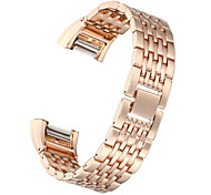 For Fitbit Charge 2 Stainless Steel Bracelet Smart Watch Band Strap