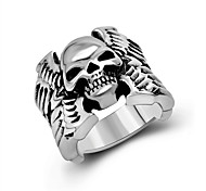 Death Skull Ring Special Offer Fine Jewelry Sterling Retro Fashion Domineering Chaos Punk Sa421 Sub Metrosexual Dropshipping