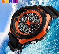 SKMEI® Men's Waterproof Multi-function Electronic Watch Boy Student Sports Outdoor Watch (more colors) Cool Watch Unique Watch
