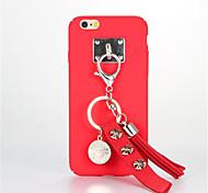 For DIY Case Back Cover Case Solid Color Hard PC for Apple iPhone 7 Plus iPhone 7 iPhone 6s Plus iPhone 6 Plus iPhone 6s iPhone 6
