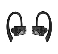 Wireless Headphone Enhanced Bluetooth V4.2 Earphone Portable Binaural Sport Running Headphone Built in Mic for Android IOS