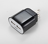 Portable Charger For iPad For Cellphone For Tablet For iPhone 2 USB Ports US Plug