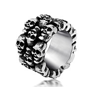 Sale Promotion Bridal Sets Boys Sterling Jewelry Menzerna Domineering South Korea Pop Jewelry Fashion Man Skull Ring Sa394