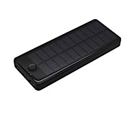 SUNWALK 15000mAh Dual USB Solar Charger Battery 5V Output Solar Power bank for Cell Phone