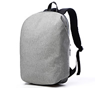 fresco zaino uomini urbani unisex chiara sottile da donna zaino minimalista 15.6laptop sacchetto di scuola zaino