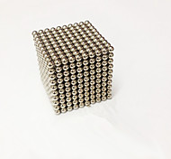 Magnet Toys 1000 Pieces 3 MM Magic Cube Executive Toys Puzzle Cube For Gift