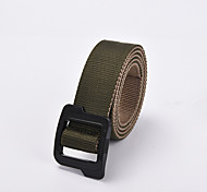 Unisex Belts Hunting Wearable Comfortable Spring Summer Fall/Autumn Winter Green Black Light Khaki