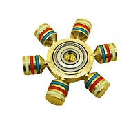 Juguetes Magnéticos 1 Piezas MM Iluminación LED Alivia el Estrés Juguetes ejecutivos rompecabezas del cubo Para regalo