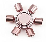 Old Captain Tri-spinner Gyroscope Fingertips Stress Metal Hand Spinner Gyro Torque Gyro Fidget Spinner---1 PCS Color Random