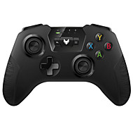 SparkFox Gamepads for PC Cross Platform Intelligent Dual-Mode Wireless Handle Black