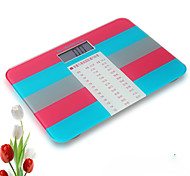 1 PC The New Cute Fashion Weighing Scales Electronic Scales Body Scales