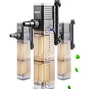 Aquarium Filtre D'air Sans Bruit Non toxique & Sans Goût Artificiel Comprend Interrupteur(s) Ajustable Plastique 220V