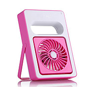 Creative Portable Handheld Mute USB Charging Mini Fan With Adjustable Angle