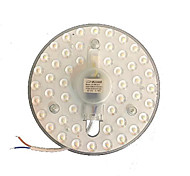 24W Dual Light Source Color LED Ceiling Lamp Modified Edition