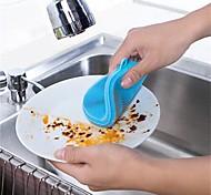 Высокое качество Кухня Ванная комната Тряпка / щетка Инструменты,Силикон