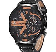 Hombre Niño Reloj Deportivo Reloj Militar Reloj de Vestir Reloj de Moda Reloj de Pulsera Reloj Pulsera Reloj creativo único Reloj Casual