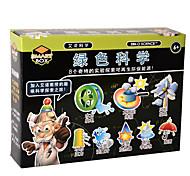 Brinquedos Para meninos Brinquedos de Descoberta Kit Faça Você Mesmo Brinquedo Educativo Brinquedos de Ciência & Descoberta Circular