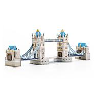 Jigsaw Puzzles 3D Puzzles Building Blocks DIY Toys Famous buildings 1 Paper Model & Building Toy