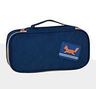Luggage Organizer / Packing Organizer Cosmetic Bag Portable for Travel StorageBlue