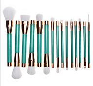 1 комплектНаборы кистей Кисть для румян Кисть для теней Кисть для помады Кисть для бровей Щетка для ресниц (круглая) Ресницы кисти Кисть