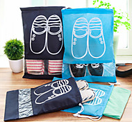 1pc Shoes Bag Quick Dry Dust Proof Foldable Ultra Light(UL) Travel Storage forQuick Dry Dust Proof Foldable Ultra Light(UL) Travel