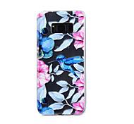 Для samsung galaxy s8 plus s8 чехол для крышки kingfisher образец клей лак высокое качество тпу материал чехол для телефона s7 edge s7 s5