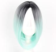 Lolita Wigs Sweet Lolita Color Gradient Bob Lolita Wig 35 CM Cosplay Wigs Wig For
