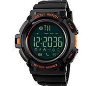SKMEI Мужской Спортивные часы Армейские часы Модные часы Наручные часы электронные часы Японский ЦифровойLED Пульт управления Календарь