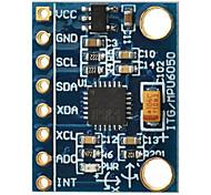 3-х осевой акселерометрический сенсорный модуль для arduino