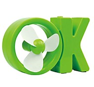 Summer Refreshing, OK USB Fan, Desktop Fan, Creative Mini,  OK Mini Fan