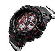SKMEI 1211 Men's Woman Watch Outdoor Sports Multi - Function Watch Waterproof Sports Electronic Watches