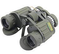 8X42mm мм Бинокль Высокое разрешение Армия Зрительная труба Держать в руке Складной Общий Переносной чехол Высокая мощность Крыша Призма