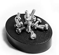 Magneti giocattolo 2 Pezzi MM Allevia lo stress Kit fai-da-te Magneti giocattolo Gioco educativo Modellini di metallo Giocattoli esecutivi