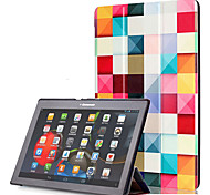Pu case cover для lenovo tab2 tab 2 a10-30 a10-70 x70f с защитой экрана