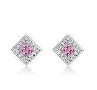 Women's Earrings Jewelry Euramerican Fashion Personalized Rhinestone Alloy Jewelry Jewelry For Wedding Party Anniversary 1 Pair