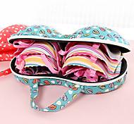 EVA Bra Bag Bra Storage Box Underwear Storage for Women Colorful Undewear Protect Case Travel Storage Bags
