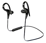 Fone de ouvido sem fone de ouvido sem fio para fone de ouvido bluetooth fone de ouvido estéreo com microfone mãos-livres para iphone